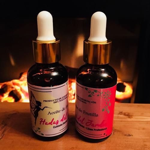 aceites esenciales 100% natural para el cuidado de la piel