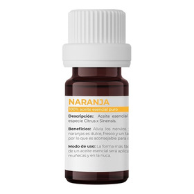 Aceites Esenciales 5 Ml 100% Orgánico - mL a $2200