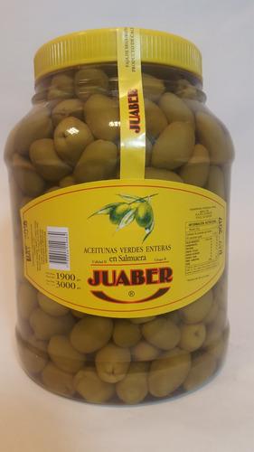 aceitunas verdes 0 a 2kg