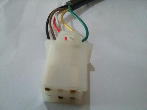 acelerador de dedão 36 volts para bicicleta elétrica com led