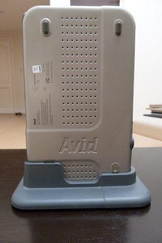 acelerador de video c/accesorios avid mojo dna 0020-03250-xx