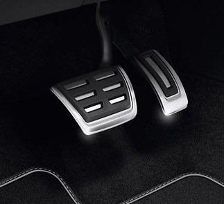 acelerador e pedal de freio novo polo ref 5g1064205