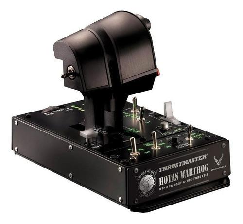 acelerador  warthog dual hotas fligh vuelo thrustmaster  sim