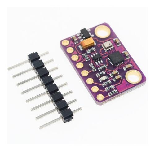 acelerômetro e giroscópio 9 eixos 10 dof mpu-9250 com bmp280