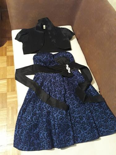 acepto tc vestido de fiesta para mujer talla s (corto)