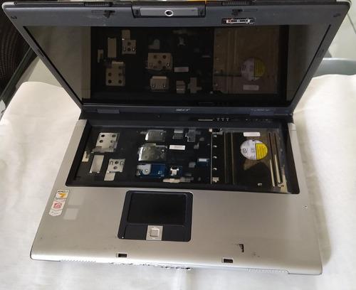 acer aspire 5100 laptop funcionando para refacciones