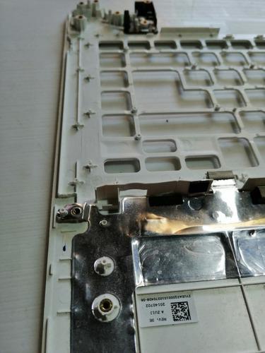 acer aspire e14 e5-411 palmrest blanco excelentes condicione