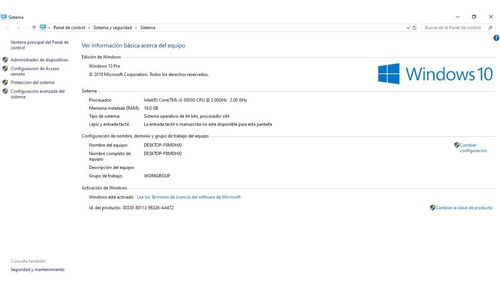 acer aspire e15, core i3, 16gb ram, ssd 240 gb windows 10