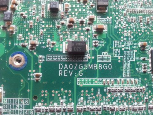 acer aspire one zg5 aoa150 entera o por partes motherboard
