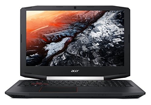 acer aspire vx 15 gaming laptop, 7th gen intel core i7, nvi