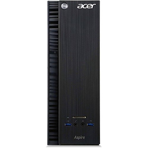 acer aspire xc compact desktop (procesador intel de do w2