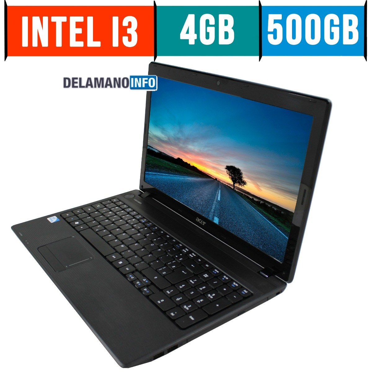Acer Aspire 5742 Notebook Intel VGA Windows Vista 32-BIT