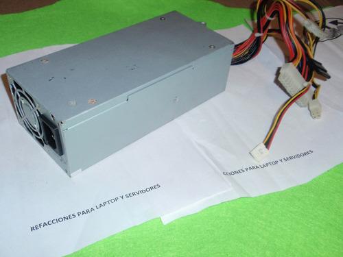 acer fuente poder 250w py.25008.008 / fsp250-50glv 9pa250a60
