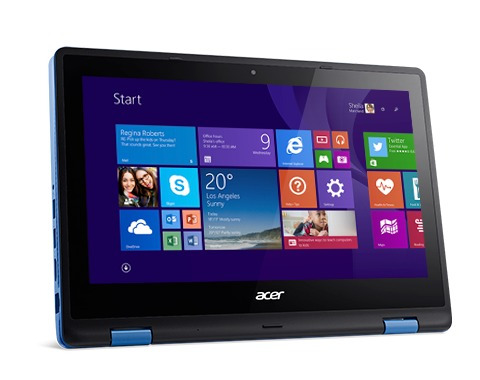 acer intel 2gb 11,6 touch x360 portátil convertible a tablet