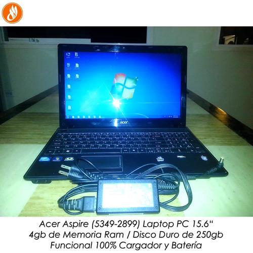 acer intel laptop