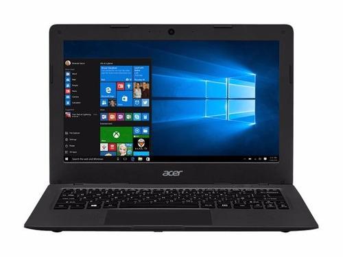 acer laptop aspire one cloudbook 11 ao1-131m-c1t4 intel cele
