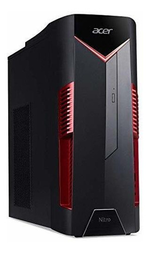acer nitro 50 n50 600 neselecti7rx580 desktop, intel core i7