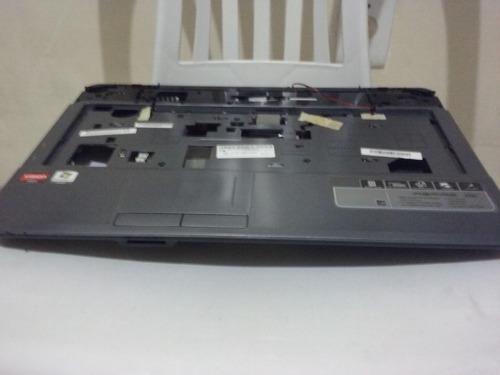 acer partes carcaça notebook