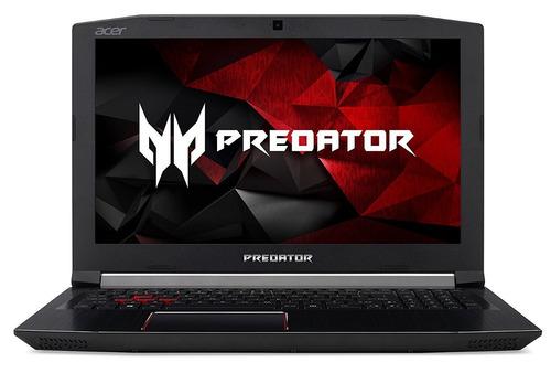 acer predator core i7-7700hq | 16gb | 256gb |6gb gtx1060