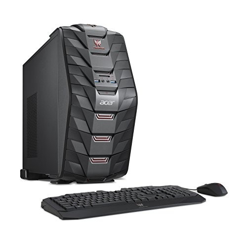 acer predator desktop, 7th gen intel core i nvidia geforce
