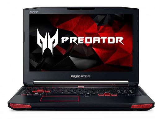 acer predator g9 17' ci7-7700 16gb 1tb+256sd gtx1070 8gb dvd
