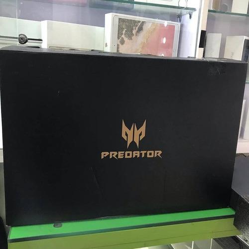 acer predator helios 300 core i7-9750hq, gtx 1060, 16gb ram