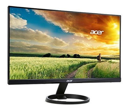 acer r240hy bidx 23.8-in ips hdmi dvi vga monitor gamer