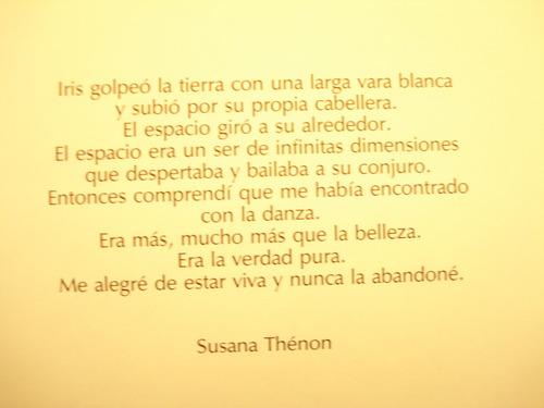 acerca de iris scaccheri fotografías de susana thénon