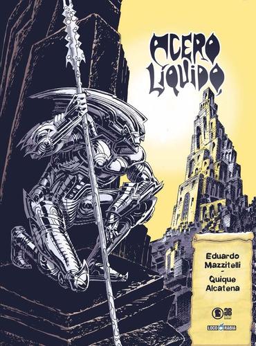 acero líquido (cuarta edición)
