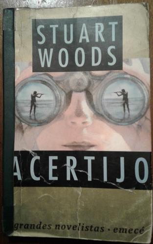acertijo, stuart woods, novela policial, suspenso y misterio