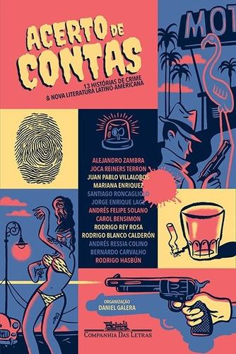 acerto de contas - treze histórias de crime & nova literatur