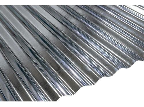 acesco teja zinc ondulada 3.658mt x 80cm cal. 35 0.1 tdchc-1