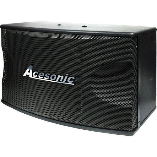 acesonic sp-450 300w 10  sistema de altavoces negro
