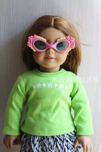 acessório 3  para boneca our generatio,friends,american girl
