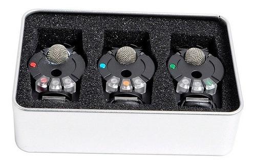 acessório airsoft dispositivo transferênc voz não funcional