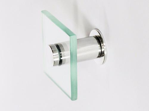 acessório banheiro kit 5 peças em vidro
