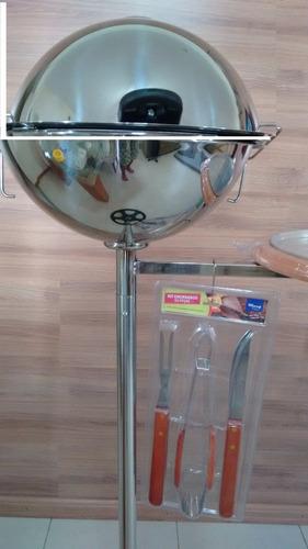 acessório lancha intermarine promoção churrasqueira +brindes