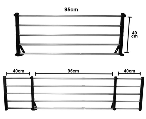 acessorio nissan frontier divisorr cargas picape 06 a 19