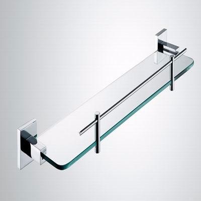 acessório para banheiro em metal cromado modelo 93607