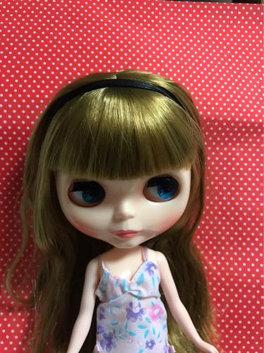 acessório tiara p/bonecas américan gir adora freond , pullip