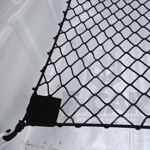 acessório toyota hilux rede trava carga caçamba qualquer ano
