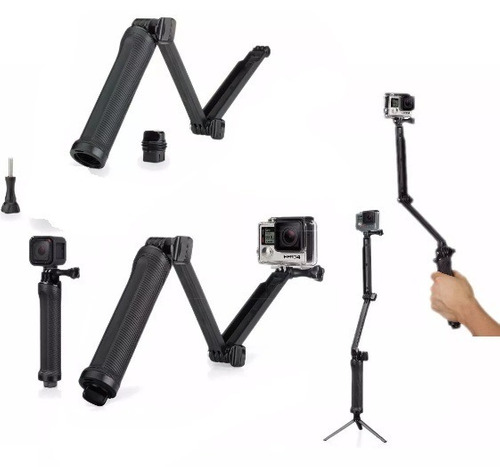 acessorios câmera kit