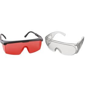 a64f52052a7c5 Óculos De Segurança Vesper Vermelho no Mercado Livre Brasil