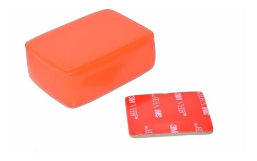 acessórios go pro boia de flutuação com adesivo 3m backdoor
