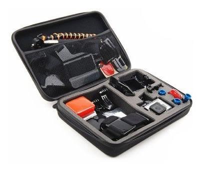 acessórios gopro hero 5 6 black peito película maleta