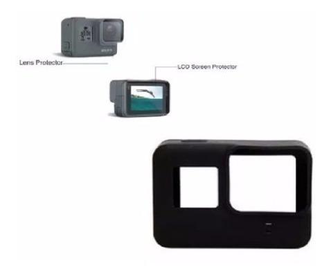 acessorios gopro kit completo com equipamentos hero 5 6 7