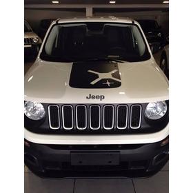 Acessorios Kit Adesivos Jeep Renegade 2015 Original + Brinde