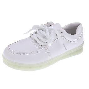 05a534fa31 Homens Mulheres Led Luz Acima Sapatos Luminoso Sneakers 36 B