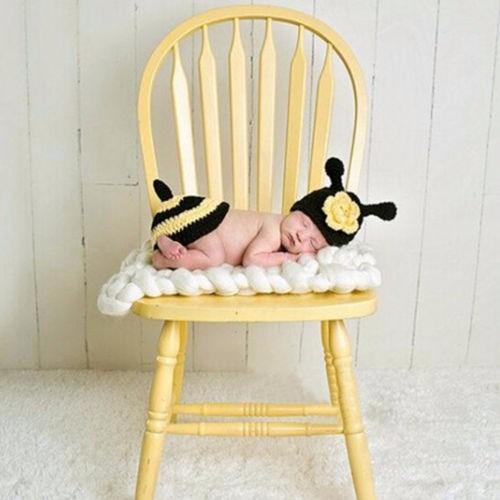 Acessorios para fotos newborn
