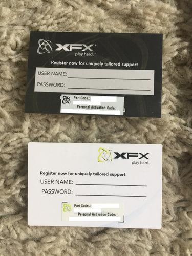 acessórios originais drivers xfx play hard geforce ati amd!